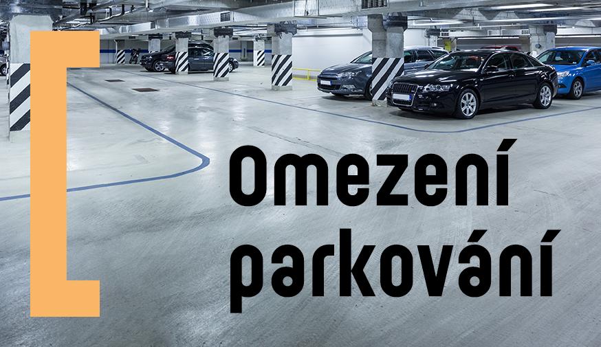 Omezení parkování